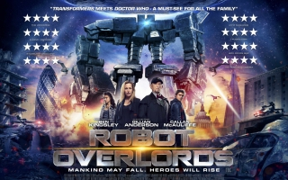2015 Robot Overlords Movie