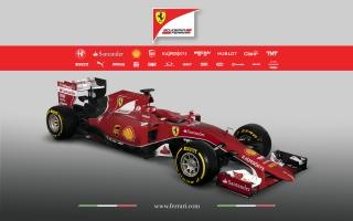 2015 Scuderia Ferrari Formula 1