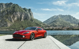 2016 Aston Martin Zagato 4K