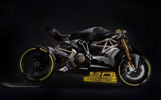 2016 Ducati DraXter