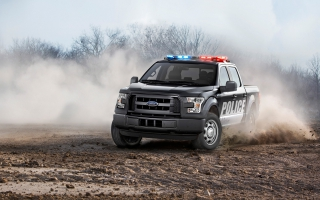 2016 Ford F 150 Special Service Vehicle