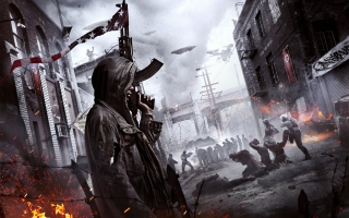 2016 Homefront The Revolution