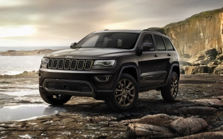 2016 Jeep Grand Cherokee 75th Anniversary Model
