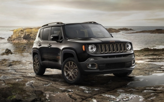 2016 Jeep Renegade 75th Anniversary Model