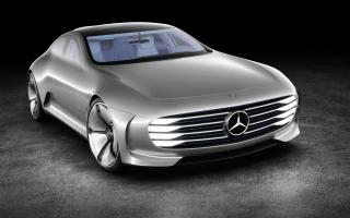 2016 Mercedes Benz Concept IAA
