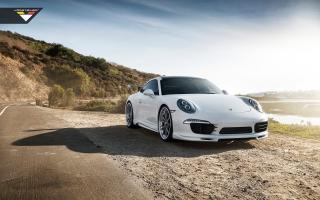2016 Porsche 991 Carrera S Vorsteiner V GT Aero Program