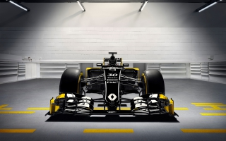 2016 Renault RS16 Formula 1 Car