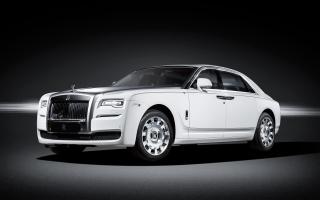 2016 Rolls Royce Ghost Eternal Love