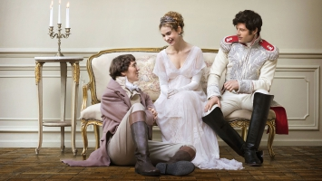 2016 War & Peace TV Series