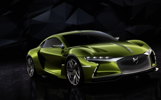 2017 DS E Tense GT Geneva Auto Show 2016