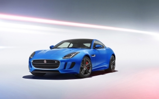 2017 Jaguar F type British Design Edition