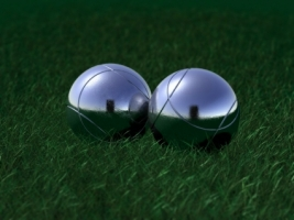 3D Balls Wallpaper Abstract 3D