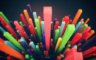 3D Bars