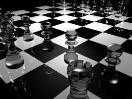 3D Chess Board Wallpaper 3D Models 3D