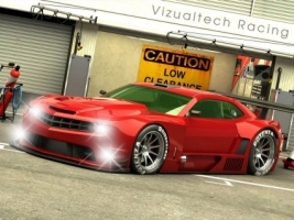 3D Chevrolet Camaro Wallpaper Chevrolet Cars