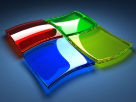 3D Windows 7 Wallpaper Windows Seven Computers