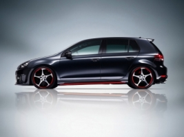 Abt VW Golf VI GTI Wallpaper Volkswagen Cars
