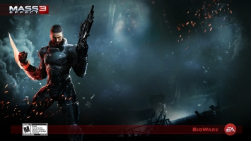 Action Game Mass Effect 3