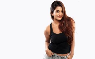 Actress Anaika Soti