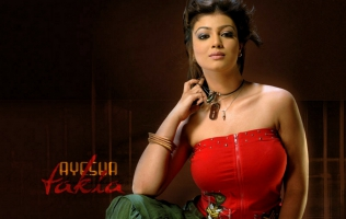 Actress Ayesha Takia