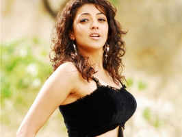 Actress Kajal Agarwal