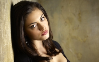 Actress Phoebe Tonkin