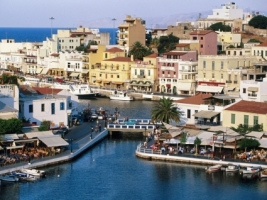 Agios Nikolaos Wallpaper Greece World