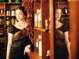Aishwarya rai homely saree