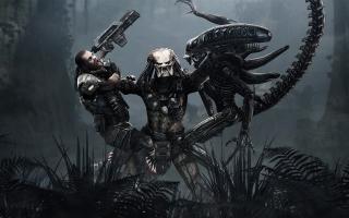 Aliens Vs. Predator Game