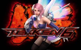 Alisa Bosconovich in Tekken 6