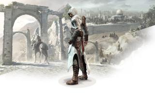Altair Ibn La Ahad in Assassin's Creed