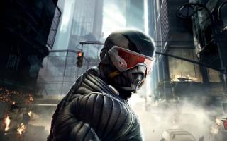 Amazing Crysis 2