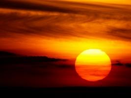 Amazing Sunset Wallpaper Landscape Nature