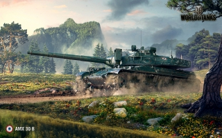 AMX 30B World of Tanks