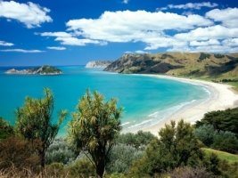 Anaura Bay Wallpaper New Zealand World
