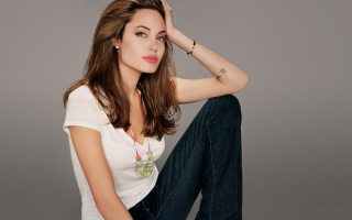 Angelina Jolie Voight