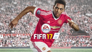 Anthony Martial FIFA 17