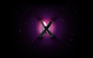 Apple Dark OS X
