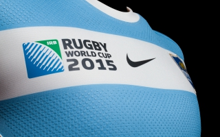 Argentina Pumas Nike Rugby World Cup 2015