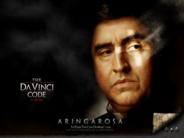 Aringarosa Wallpaper The Da Vinci Code Movies