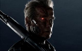Arnold T 800 Terminator Genisys