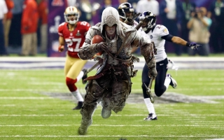 Assassin's Creed 4 Super Bowl
