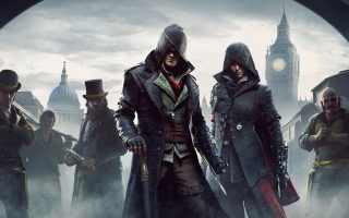 Assassin's Creed Syndicate 2015