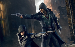 Assassin's Creed Syndicate Twin Assassins