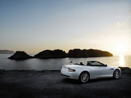 Aston Martin DB9 Volante Wallpaper Aston Martin Cars