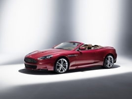 Aston Martin DBS Volante Wallpaper Aston Martin Cars