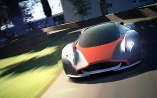 Aston Martin DP 100 Vision Gran Turismo Concept