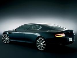 Aston Martin Rapide Wallpaper 3D Characters 3D