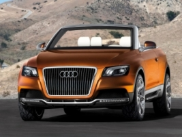 Audi Cross Cabriolet Quattro Concept Wallpaper Audi Cars