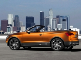 Audi Cross Cabriolet Quattro Wallpaper Audi Cars